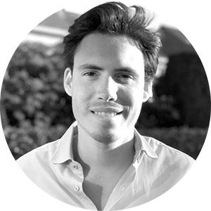 Lukas Nys, project assistent bij PROMANYS